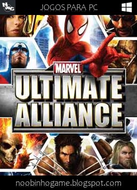 Download Marvel: Ultimate Alliance PC