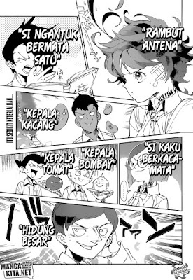 The Promised Neverland Chapter 58 Bahasa Indonesia