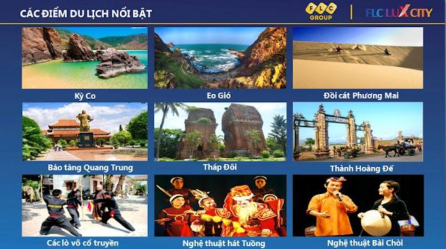 Du lịch tại FLC Quy Nhơn