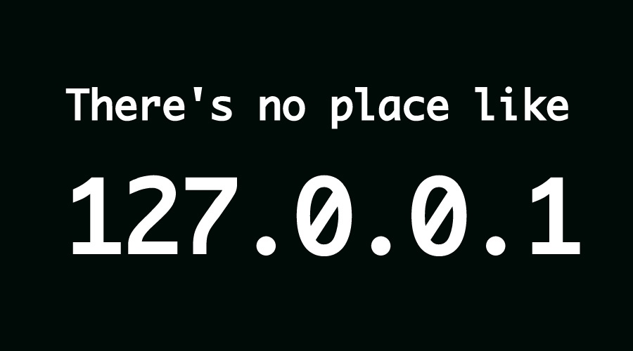 localhost 127.0 0.1