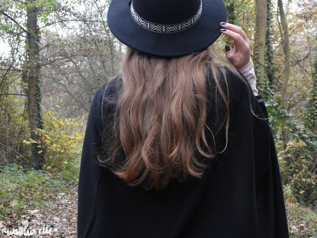 chapeau camaieu