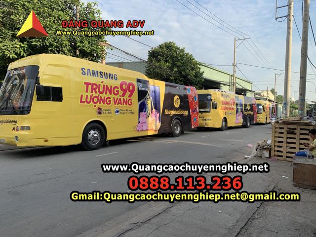 Dịch vụ tổ chức roadshow đường phố giá rẻ