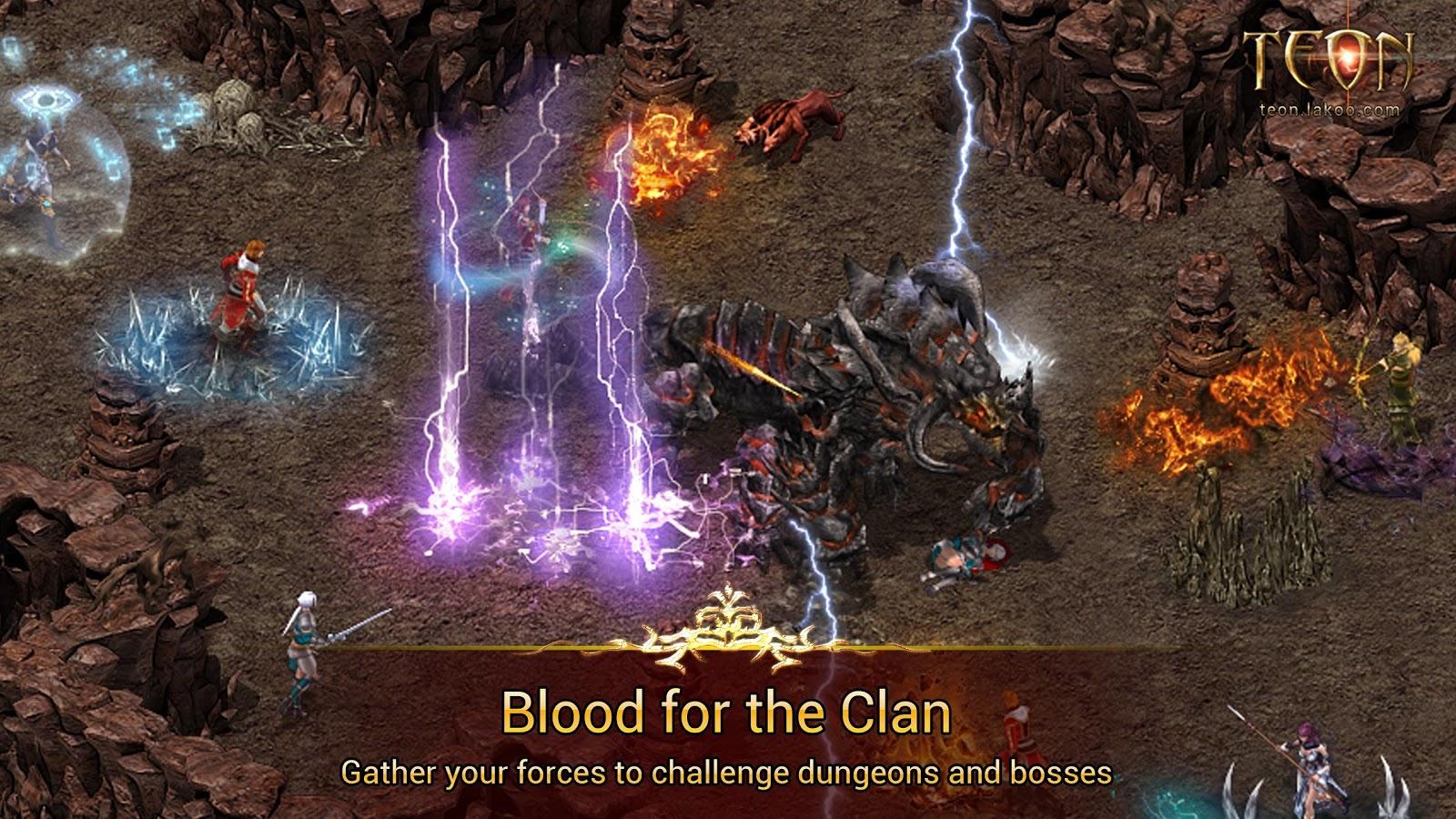 Teon ll Fair Hardcore ARPG MOD APK terbaru