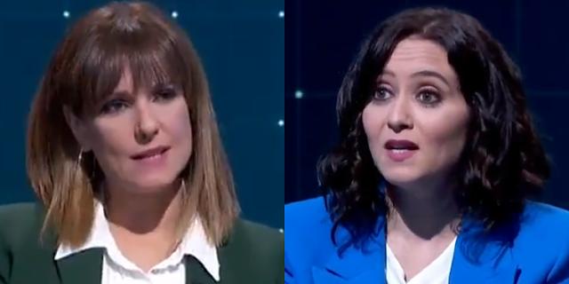 Mónica López y Díaz Ayuso