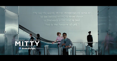 The Secret Life of Walter Mitty Quotes