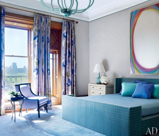4 Bedroom Apartments Nyc: The Zhush: The King Of Color