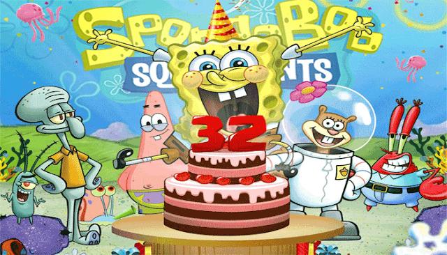 Ulang Tahun SpongeBob