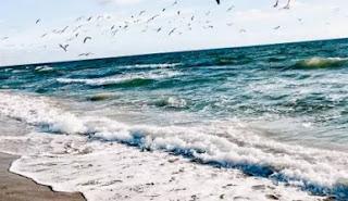 Hukum Wudhu Dengan Air Laut