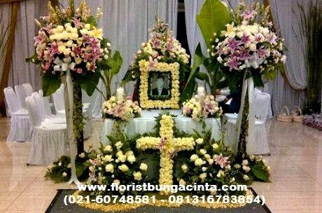 rusty florist jakarta - online flower shop: dekorasi bunga