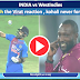 Watch : India vs WestIndies: Virat kohali's Notebook celebration against Williams after hitting huge six