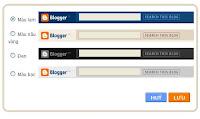 Ẩn hiện thanh điều hướng (navbar) cho blogspot