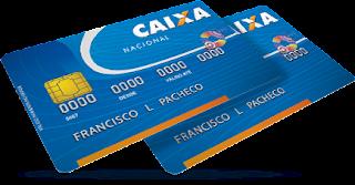 Cartão de crédito Caixa Nacional