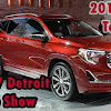 2017 Detroit Auto Show Review  : 2018 gmc terrain loses the V6 and gains a diesel for an all-turbo lineup