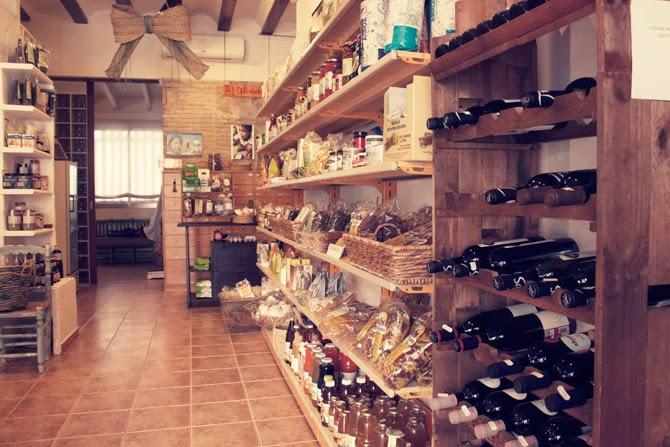 alimentos ecológicos Valencia