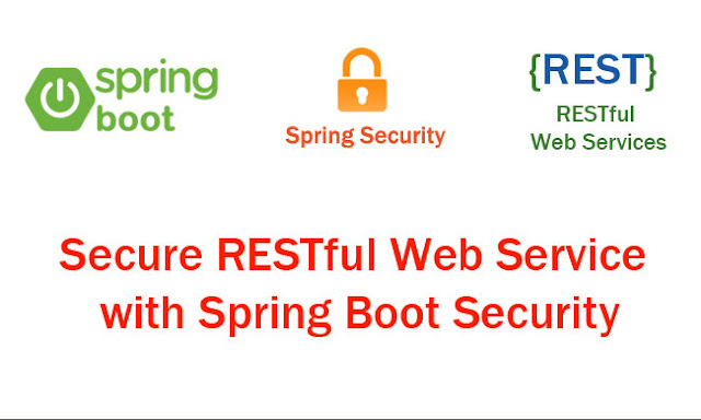 Spring Boot Security REST Authentication Example - Spring Boot Tutorials