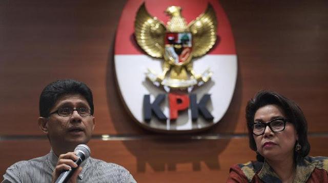 KPK Sita Rp250 Juta dari OTT Bupati Pamekasan