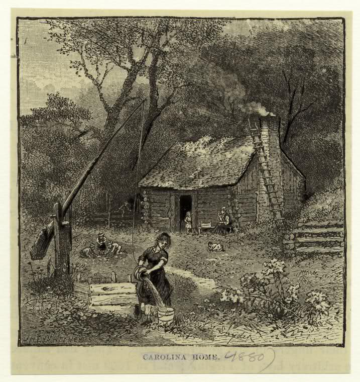 Tiny Home Designs: A Woodsrunner's Diary: Colonial Settlers Travel 2. The
