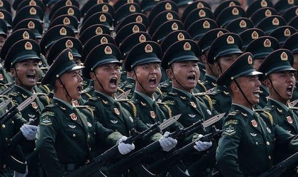 Umumkan di Media, China Nyatakan Siap Berperang Lawan Negara ASEAN Bahkan Amerika Serikat