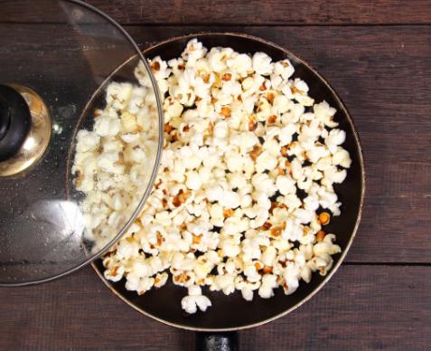 Cara Sederhana Membuat Popcorn