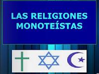 Resultado de imagen de religiones monoteistas cuadernia