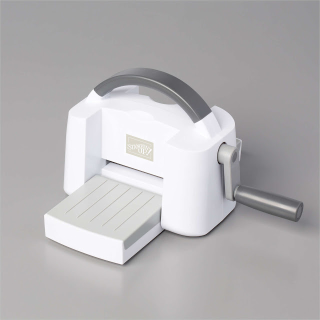 Mini Stampin' Cut & Emboss Machine