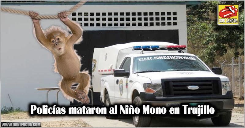 Policías mataron al NIño Mono en Trujillo