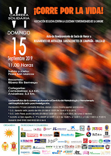 Carrera ALCLES Leon 2019