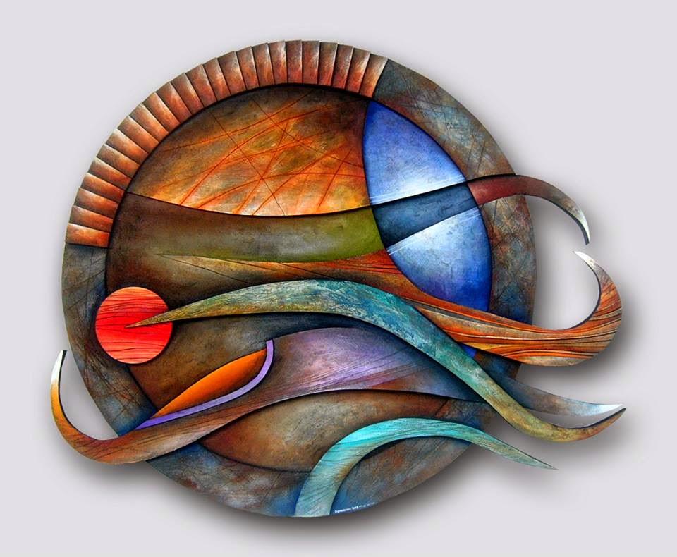 Conrado Domínguez e algumas de suas belas pinturas ~ Pintor mexicano