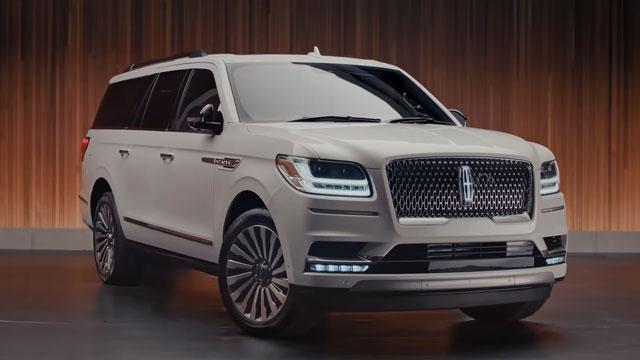 لينكولن نافيجيتور 2020 الأولى ... أفضل خمسة سيارات دفع رباعي فخمة ومريحة لسنة 2020