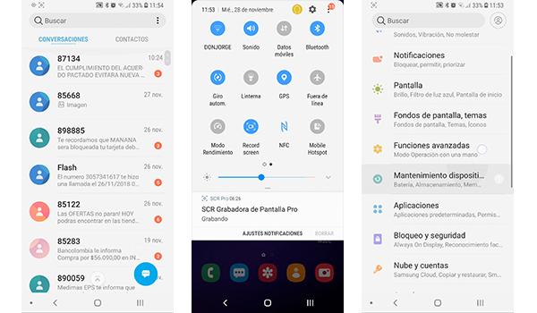 الحصول على واجهة سامسونج الجديده عى اي هاتف |Samsung One UI