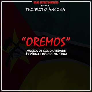 Projecto Âncora feat Lizha James - Oremos