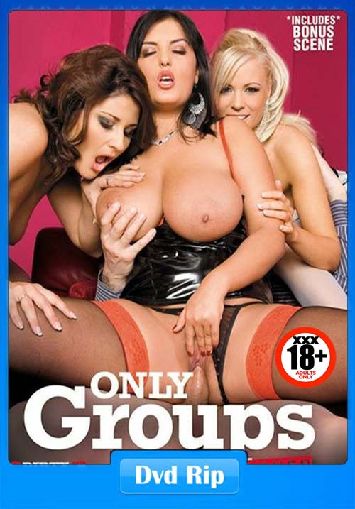 [18+] Only Groups Allowed 2019 Adult Movie DVDRip x264 Poster
