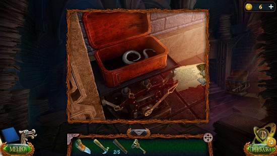 забираем фигурку змеи и ключ в игре затерянные земли 4 скиталец