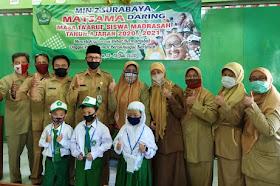 Matsamah 2021 MIN 2 Kota Surabaya