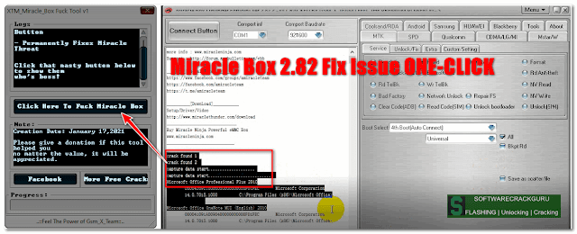 Miracle Box 2.82 Crack   Miracle Team Sent Some Dreadful Messages Fix