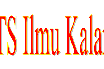 Soal UTS Ilmu Kalam (Semester Genap 2018-2019)