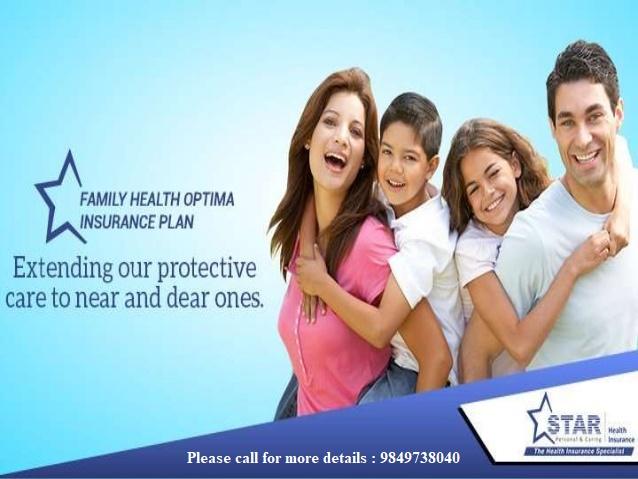 Star Health Insurance: Family Health Optima Plan