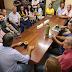 EL GOBERNADOR PROYECTÓ OBRAS DE INFRAESTRUCTURA EN QUITILIPI Y MACHAGAI