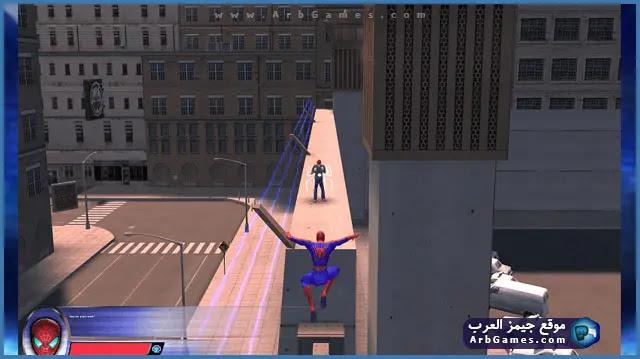 تحميل لعبة سبايدر مان Spider Man 2 للكمبيوتر من ميديا فاير