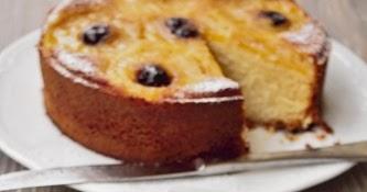 """La mia """"Upside Down"""" alle mele ed amarene, ossia, la torta rovesciata!!"""