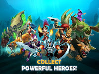 Wartide Heroes of Atlantis MOD Unlimited Money 1.1.1 Apk Terbaru