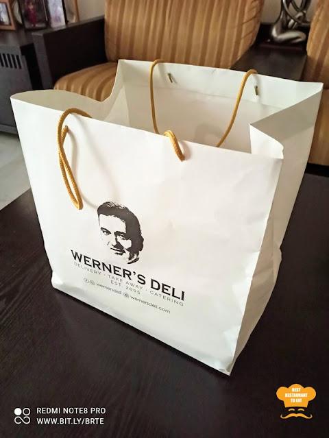 Werner's Deli - BIOPAK Packaging Material
