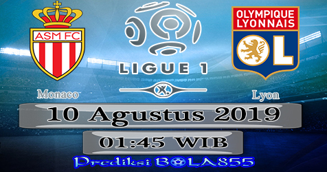 Prediksi Bola855 Monaco vs Lyon 10 Agustus 2019