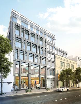 Giorgio Furioso 14th Street development, Eric Colbert, Washington DC
