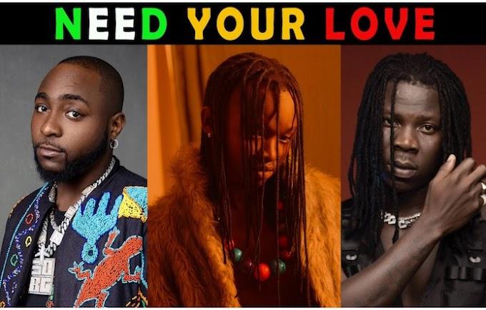 [Download Music] Ayanfe Ft. Stonebwoy & Davido – Need Your Love