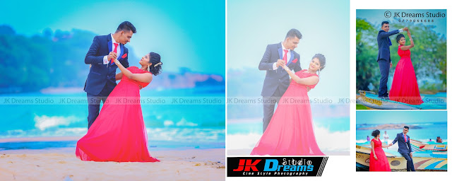 Trincomalee Cinestyle Photography | Trincomalee Wedding Outdoor Photography in Album Sheets | Studio JK | Mythily Blossum