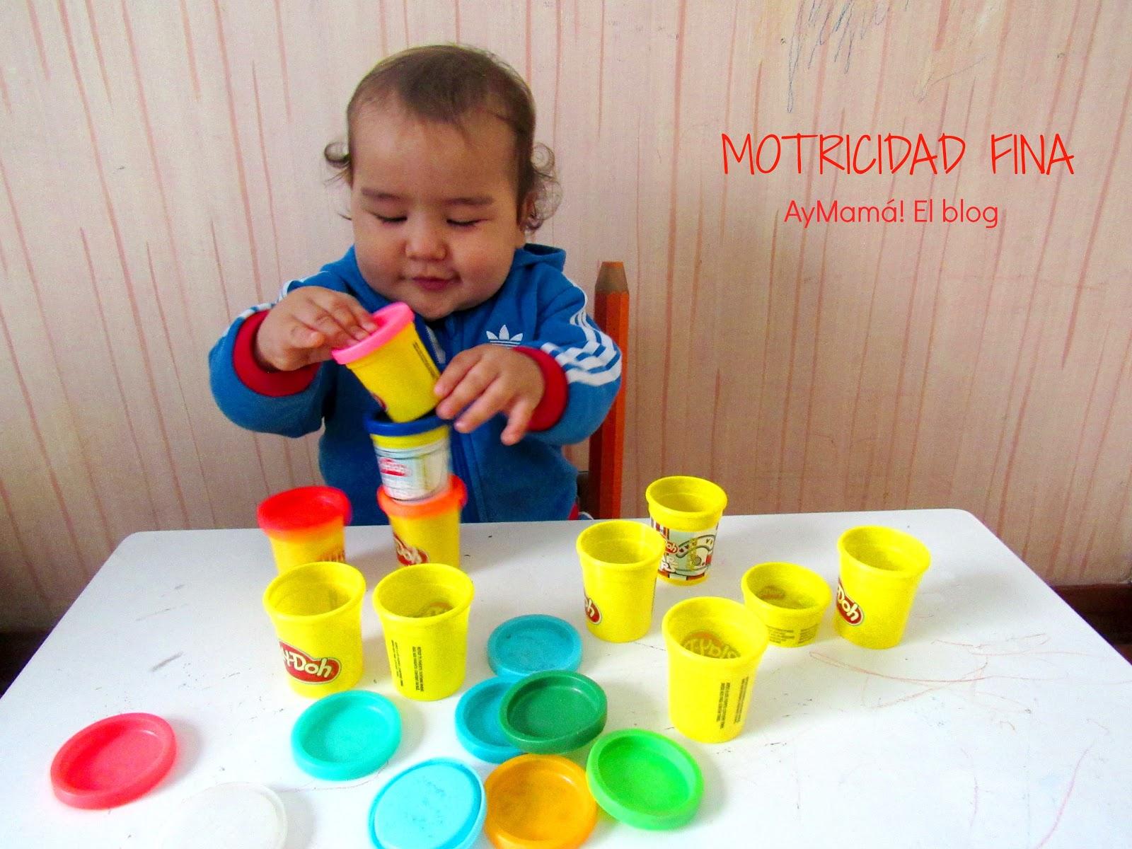 Aymam el blog 5 juegos para desarrollar la motricidad - Juegos con ninos en casa ...