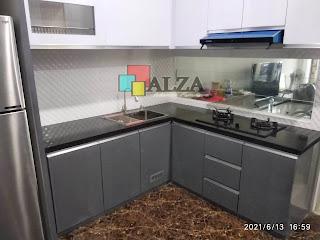 Harga kitchen set gresik terbaru
