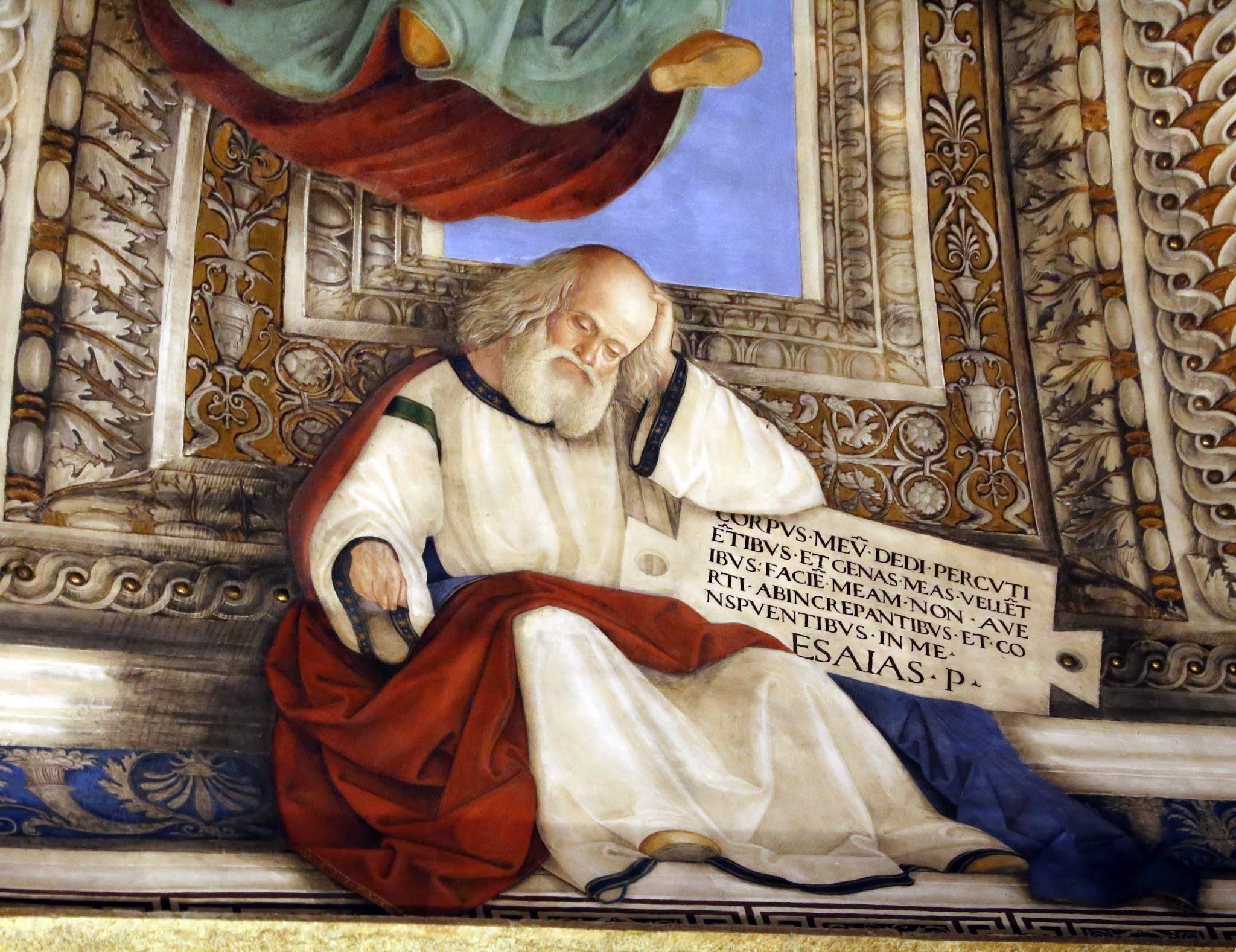 Livro de Isaías Visão Geral e Comentário de Garrigou-Lagrange