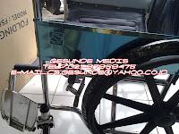 jual kursi roda murah merck sella yang ringan dan cocok buat terapi